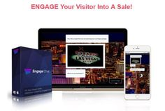 Engage Chat Software Review - Brand New Pattern Interrupt Hack Engages Your Prospects and Converts Them to A Sale, 3X Your Reach with Attention Grabbing Engagement, Get Massive Leads with Pattern Interrupt That Critical for Every Business to Thrive and Grow