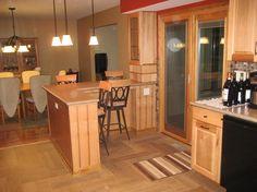 Wood Versus Tile Kitchen Floor