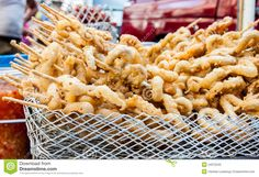 Street Food In The Philippines Royalty Free Stock Photo - Image ...