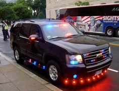 DCMetro Police, chevytahoe