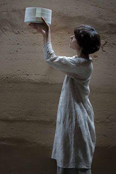 My ceramic work & I /Inhwa Lee_Jurgen Lehl '16 autumn_Photograph by Yuriko Takagi