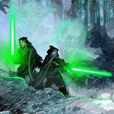 Luke Skywalker | Star Wars | #starwars #starwarsart #starwarsfanart #thelastjedi #jedi #lukeskywalker #darthvader #kyloren #yoda #bensolo