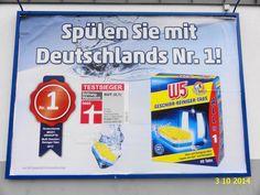 403. - Plakat in Stockach. 03.10.2014./