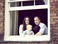 Prince George Photo: Kate Middleton's Top, Baby George's Sweater - Us Weekly