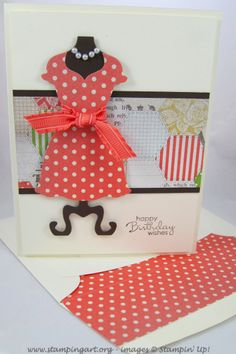 Tea for Two Birthday Card