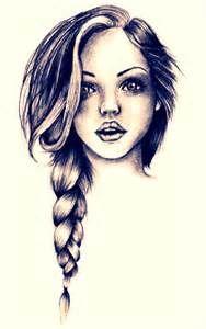 Tumblr Girl Drawing - Bing Images