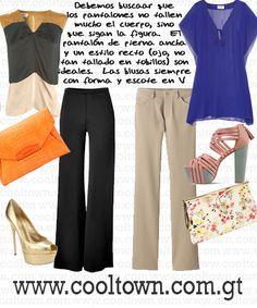 Silueta: Reloj de Arena con Curvas | Styling Tip: El Pantalón que Mejor te Luce | CoolTown Fashion