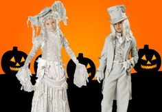 Image: Halloween Ghost Costumes for Kids