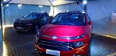 Fiat Toro já é mostrada a concessionários Facebook/Reprodução