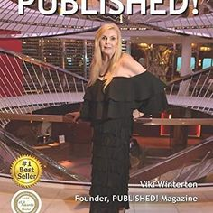 Magazine: Top authors share their treasured resources and success secrets. I was interviewed in this. Look forward to it. After Christmas it will be available. Authors, The Selection, Awards, Interview, Shoulder Dress, Success, Magazine, Christmas, Tops