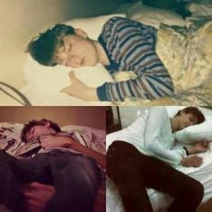 I wanna know who took these pictures and how lol.  He's such an angel when he's asleep.