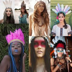 A fantasia de Índio, sejam os nativos brasileiros ou americanos já fazem o maior sucesso nos festivais e festas de halloween lá fora e por que não torná-los hit do nosso carnaval também? Afinal a Índia é sexy, feminina e a maquiagem inspiradora. Como fazer Maquiagem de Índio para o Carnaval Se hoje a gente …