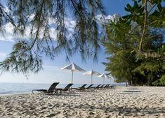 Located in Trad Waterfront, Centara Chaan Talay Resort Beach Bedding, Honeymoon Suite, Beach Activities, Resort Villa, Beach Bungalows, Peaceful Places, Top Destinations, Beach Fun, Hotel Offers