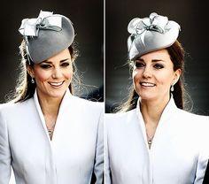 Jane Taylor hat for Easter.
