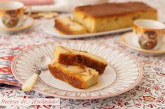 Receta de Pan de Calatrava o pudin de pan. Murcia, French Toast, Breakfast, Gastronomia, 4 H, Molde, Cinnamon Desserts, Bread Puddings, Candy