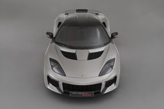Refined Lotus Evora 400 Is the Brand's Fastest Production Model Ever