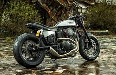 The Yard Built XV950.#yamaha #bike #ride #travel #automobile #read #write #startup #signup