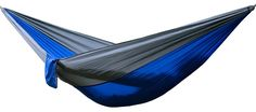 Portable Lightweight Single Parachute Camping Hammock by Swift Outdoor ** This is an Amazon Affiliate link. You can get more details by clicking on the image.