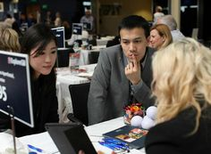 #ExploreGB Celebrates #Britain's Record #Tourism: More than 23,700 one-on-one appointments took place over the course of two days of the event // © 2015 TravelAge West/VisitBritain