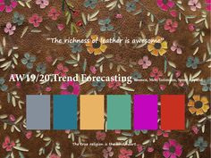 Trend forecasting on Pantone Canvas Gallery Azul Niagara, Yoga Studio Design, Fashion Graphic Design, Fashion Colours, Color Trends, Pantone, Color Patterns, Sport Outfits, Web Design