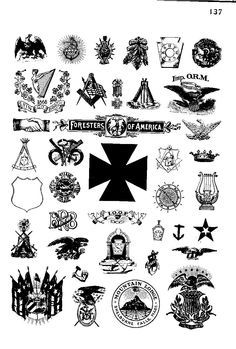 Ancient Occult Symbols | » Explanation of the symbols