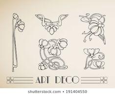 Vector Art deco retro frame with peacock.- Vector Art deco retro frame with peacock. — Векторная картинк… Vector Art deco retro frame with peacock. Motifs Art Nouveau, Design Art Nouveau, Motif Art Deco, Art Nouveau Pattern, Pattern Art, Art Deco Tattoo, Tatoo Art, Flores Art Nouveau, Illustration Art Nouveau
