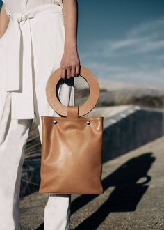 22f78cbfaac7f A woman s handbag and jewelry line focused on minimal elegant form that is  both easy and
