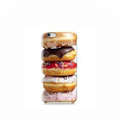 Fancy Sweet Donuts Hard & Leather Flip Case Huawei Mate 10 Honor LG Motorola Moto Nokia O Cell Phone Cases, Iphone Cases, Phone Covers, My Favorite Food, Favorite Recipes, Nexus 5 Case, Lg K10, P8 Lite, Iphone Accessories