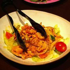 탄두리 치킨 샐러드