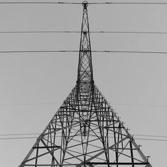 electric pole symmetry