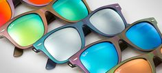 Ray-Ban Cosmo-Iconic eyewear brand Ray-Ban goes for an extra splash of personality with its latest lineup of wayfarers. Ray-Ban launches the Cosmo collection… Ray Ban Sunglasses Outlet, Ray Ban Outlet, Wayfarer Sunglasses, Mirrored Sunglasses, Sunglasses Women, Clear Sunglasses, Sunglasses 2016, Ray Ban Wayfarer, Ray Ban Lenses