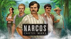 TIME – Now You Can Run Your Own Cartel With Netflix's #Narcos Mobile App