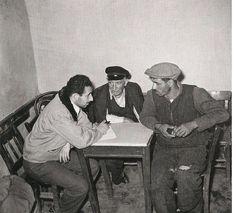 İstanbul, Kumkapı Ermeni Balıkçıları, Ara Güler, 1952