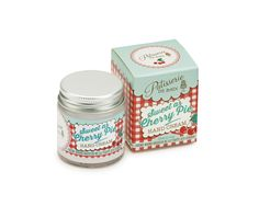 Handmade in the UK Sweet Cherry Pie Handcream, using Shea Butter & Glycerine. Leaving your hands moisturised and smelling beautiful. Packed in a traditional glass jar £4.00