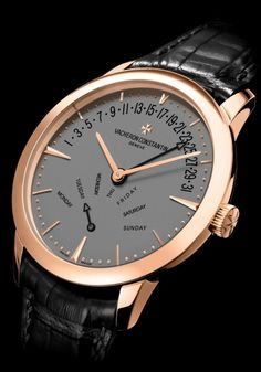 Vacheron Constantin Patrimony Contemporaine Bi-Retrograde Dubail Exclusive Edition