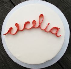 Takes the Cake: Signe Sugar's Colorful 'n' Cute 3-D Lettering - Story by ModCloth