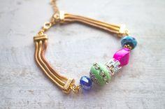 bracelet /HanaSakiehttp://www.creema.jp/c/hanasakie