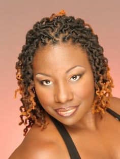african american dreadlocks with dyed tips