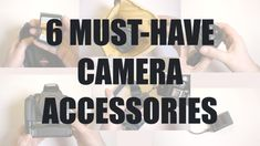 Six must-have camera accessories if youre just starting out  There seems to be many beginners in photography who enthusiastically buy a mirrorless or DSLR-camera use it intensively for two weeks and then never touch it again. Yet some people manage to truly make photography into a passion from the very start and they go on to enjoy it for years and years.  I believe a core deciding factor for which of these you become is how good your experience is during the first few weeks with the camera.