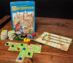 J!NX : Carcassonne - Clothing Inspired by Video Games & Geek Culture