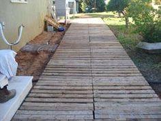 .Pallet pathway