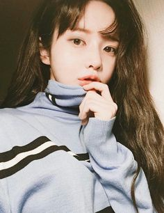 ulzzang, korean, and hwamin image
