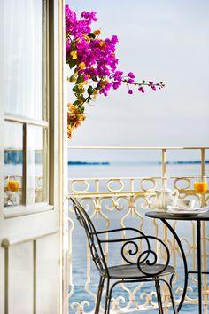 balcony #lagodigarda #breakfast #relax