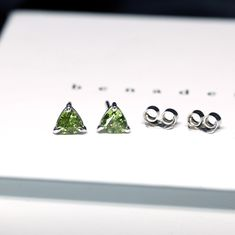 Gemstone Natural Semi Precious Stone Stud Boucle d/'oreille rond 14 mm cornes