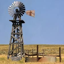 old windmill - Google Search