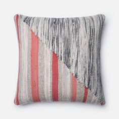 Loloi Great Divide Throw Pillow | VivaTerra