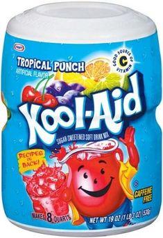 20 Kool Aid Flavors Ideas Kool Aid Kool Aid Flavors Flavors