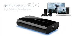 Game Capture HD -$180 -HDMI 1080p, all you need to capture gameplay to a computer