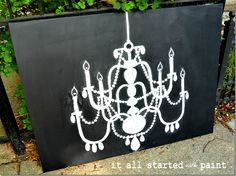 how to draw a chandelier - Google Search
