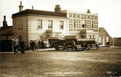 The Dyke Hotel. Brighton Pubs, Brighton Sussex, Brighton And Hove, Old Pictures, Old Photos, Lost Images, Old Postcards, Vintage Travel Posters, British History